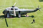 President Trump Departs the South Lawn (30649561398).jpg