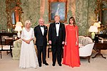 President Trump and First Lady Melania Trump at Winfield House (48008208457).jpg