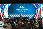 President Trump at the Israeli American Council National Summit (49193636036).jpg