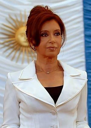 Argentine general election, 2007 - Image: Presidente Cristina Fernández de Kirchner