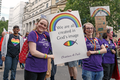 Pride in London 2016 - Young Christians in the parade with a sign.png