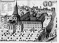 Prieuré Saint-Jean-Baptiste de Château-Gontier dans Monasticon gallicanum.jpg