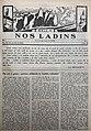 Prima plata dla Nos Ladins N 1 1949.jpg