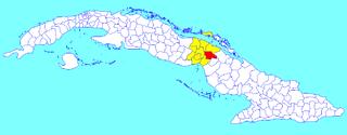 Primero de Enero Municipality in Ciego de Ávila, Cuba