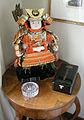 Primo piano, sala dei regali, regalo dell'imperatore del giappone 01.JPG