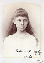 Princess Victoria Melita of Edinburgh and Saxe-Coburg and Gotha in her youth (the ugly child).jpg