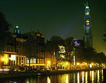 Prinsengracht Canal By Night.jpg