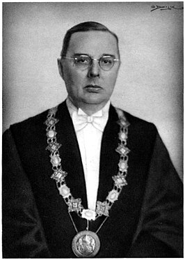 Prof. Mr. J.A. Veraart, 1939