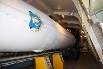 10th Aerospace Defense Group - Image: Program 437 2
