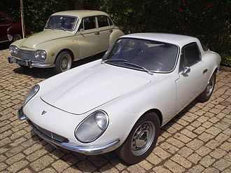 Puma (car manufacturer) - Puma GT 1967, the last type with DKW engines