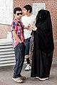 Putrajaya Malaysia Visitors-at-Putra-Mosque-01.jpg