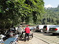 QingTongLin Eco-Park Parking lot.jpg