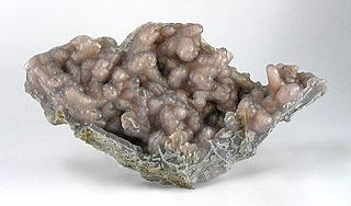 Chalcedony Microcrystalline varieties of quartz, may contain moganite as well