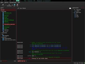 Quassel IRC - Image: Quassel Irc