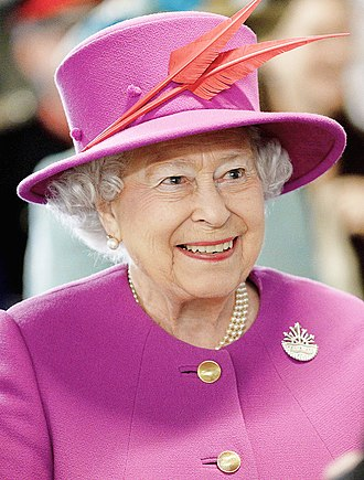 Queen regnant - Image: Queen Elizabeth II March 2015