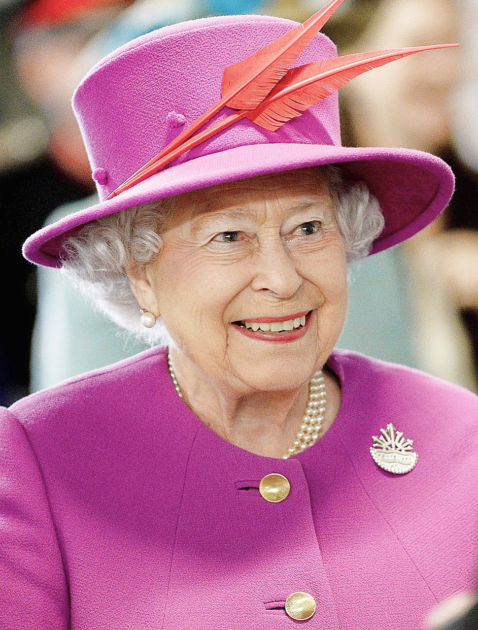 Queen Elizabeth II March 2015