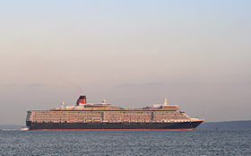 La MS Queen Elizabeth