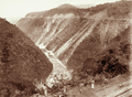 Queensland State Archives 2217 Gorge at CairnsHerberton Railway 1897.png