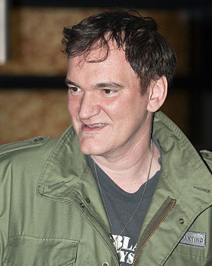 Quentin Tarantino at the Berlin Film Festival 2009