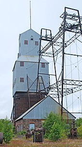Quincy Mine - Wikipedia