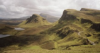 Stardust (2007 film) - Locations used in Scotland included the area surrounding the Quiraing, on the Isle of Skye.