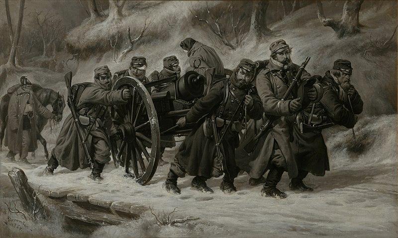 File:Rückzug aus dem Danewerk 5-6. Februar 1864.jpg