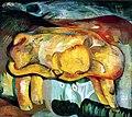 RKD - painting Bull Calf by Herman Kruyder 1932.jpg