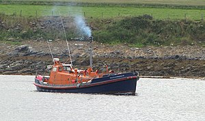 Shoreham Harbour Lifeboat Station - Image: RNLB Dorothy and Philip Constant (ON 967)