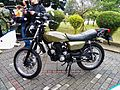 ROCA Kymco KTR125 Display at Armor School 20130302a.JPG