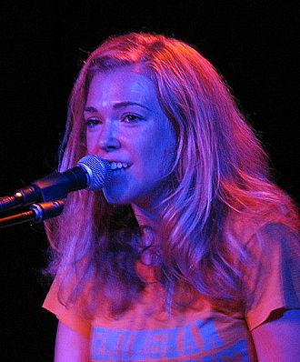 Rachel Platten -  Platten performing at The Saint in Asbury Park, NJ
