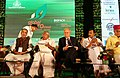 Radha Mohan Singh and the Chief Minister of Kerala, Shri Oommen Chandy at the inauguration of the Global Conference and exposition on value added Agriculture and Food Processing, in Kochi, Kerala on November 06, 2014.jpg