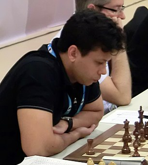 Rafael Leitão Brazilian chess player