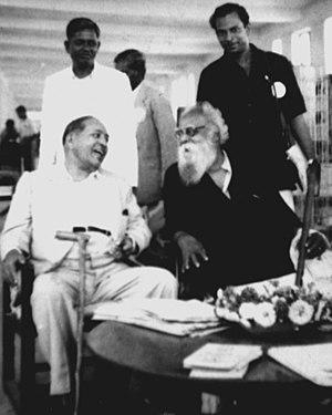 Social reformers of India - Periyar with Babasaheb Ambedkar