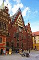 Ratusz we Wrocławiu, Rynek.jpg