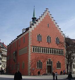 Ravensburg Rathaus