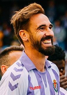 Borja Fernández (footballer, born 1981) Spanish footballer