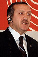 Ο πρωθυπουργός της Τουρκίας Ερντογάν