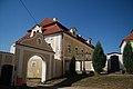 Rectory near Church of Saints Peter and Paul in Velký Újezd, Kojatice, Třebíč District.jpg