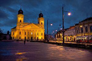 Debrecen: Ref. Nagytemplom (5233. számú műemlék) 11