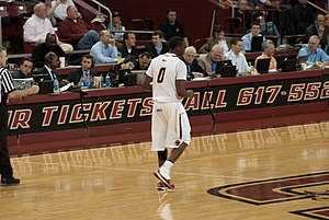 2010–11 Boston College Eagles men's basketball team - Reggie Jackson