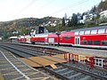 Regionalexpress Karlsruhe - Konstanz Bahnhof Hornberg (2).jpg