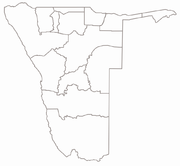 location of Twyfelfontein