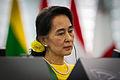 Remise du Prix Sakharov à Aung San Suu Kyi Strasbourg 22 octobre 2013-08.jpg