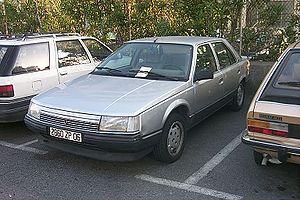 Renault 25 - Image: Renault 25ts