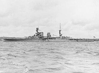 Renown-class battlecruiser - Renown