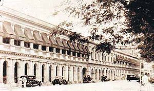 Parliament of Sri Lanka - The old Legislative Council Building, Colombo Fort. Today houses the Ministry of Foreign Affairs.