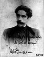 Retrato de Júlio Dantas, com uma dedicatória sua a Antero de Figueiredo, 1899.png