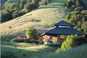Jack Kornfield - Spirit Rock Meditation Center founded by Kornfield in 1988