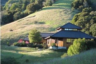Jack Kornfield - Spirit Rock Meditation Center founded by Kornfield in 1988
