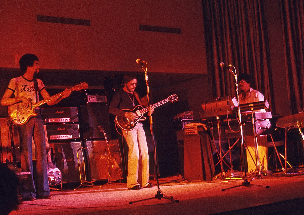 Return to Forever 1974